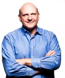 Steve Ballmer May Could Resign From Microsoft Board