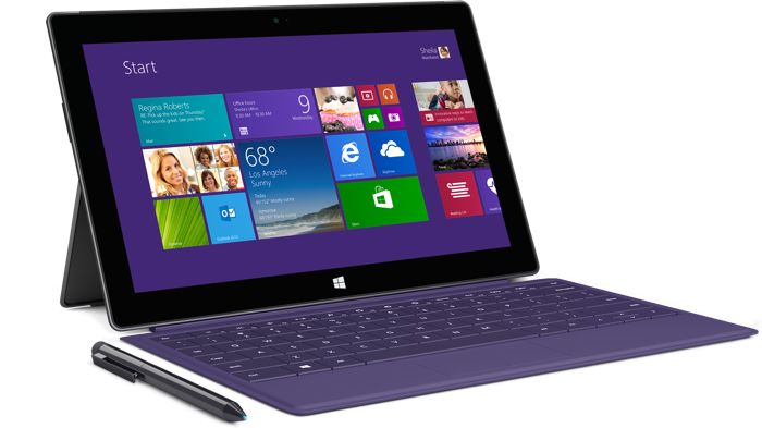 Microsoft Surface Pro 2 Shipping with Upgraded Processor