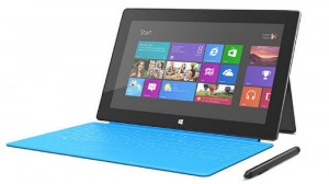 Microsoft Surface Pro Gets A Firmware Update