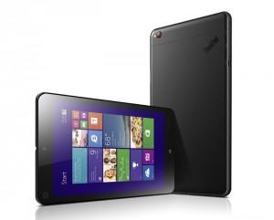 Lenovo Thinkpad 8 Gets Official with Windows 8.1 And Intel Bay Trail Processor