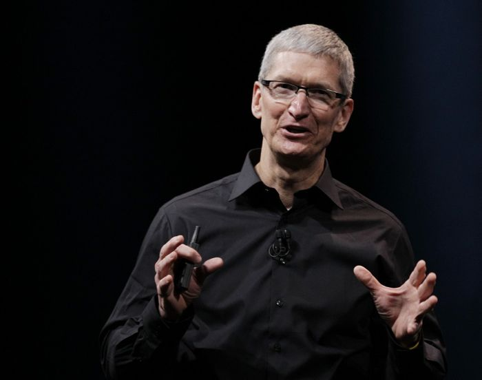 Apple's Tim Cook Says NSA Does Not Have Access To Their ...
