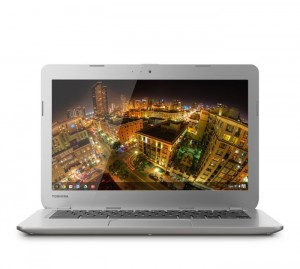 13 Inch Toshiba Chromebook Announced AT CES