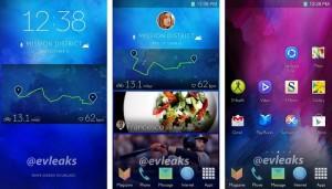 Redesigned TouchWiz UI Screenshots Leaked