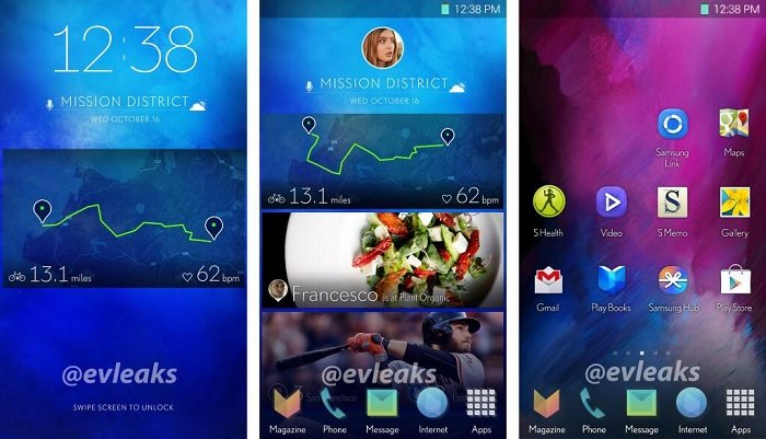 More Screenshots of Samsung's Upcoming UI