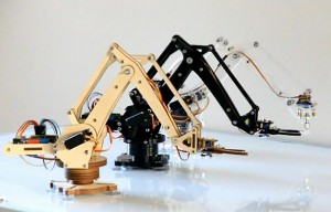 uArm Robot Arm Powered By Arduino Launches On Kickstarter (video)