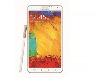 Rose Gold Samsung Galaxy Note 3 Now Available on Verizon for $249 On Contract