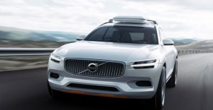 Volvo Concept XC Coupe Unveiled (Video)