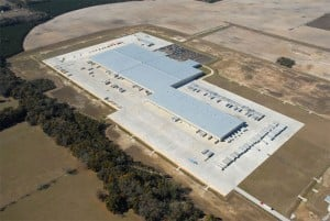 Walmart Distribution Center Build out Aims to Compete with Amazon within 2-years