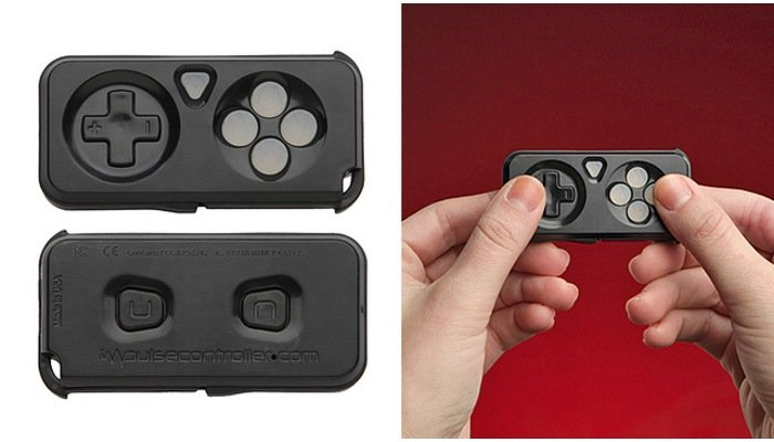 worlds smallest smartphone game controller