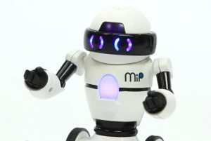 Wowwee MiP Smartphone Controlled Robot Announced (Video)