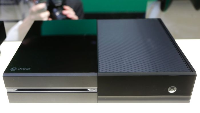Microsoft Xbox One Update