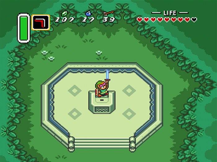 Wii U gets The Legend of Zelda: A Link to the Past in eShop