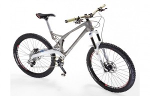 World's First Titanium Alloy 3D Printed Bike Frame Created By Renishaw For Empire Cycles