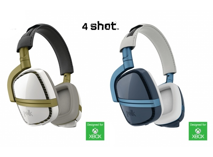 4 Shot Xbox One Wireless Headset