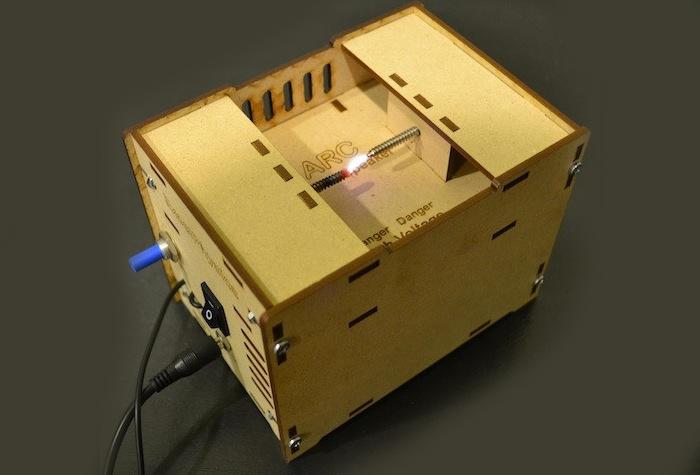 ARC Plasma Speaker