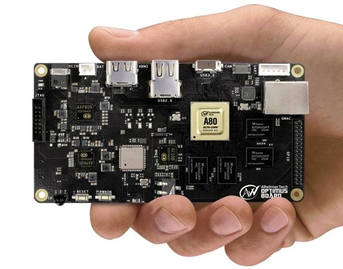 Allwinner-A80-Optimus-Board