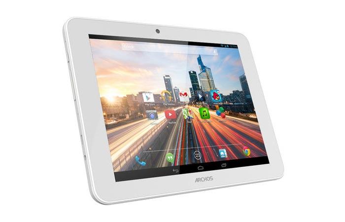 Archos 80 Helium 4G Tablet