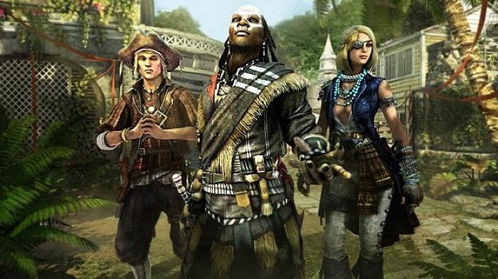 Assassin's Creed 4 Guild of Rogues