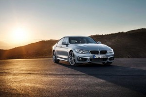 BMW 4 Series Gran Coupe Gets Official