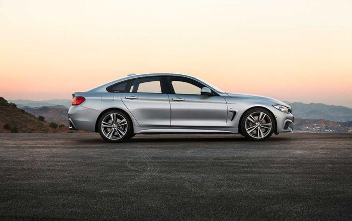 BMW 4 Series Gran Coupe-2