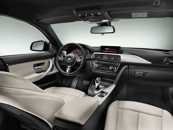 BMW 4 Series Gran Coupe-4