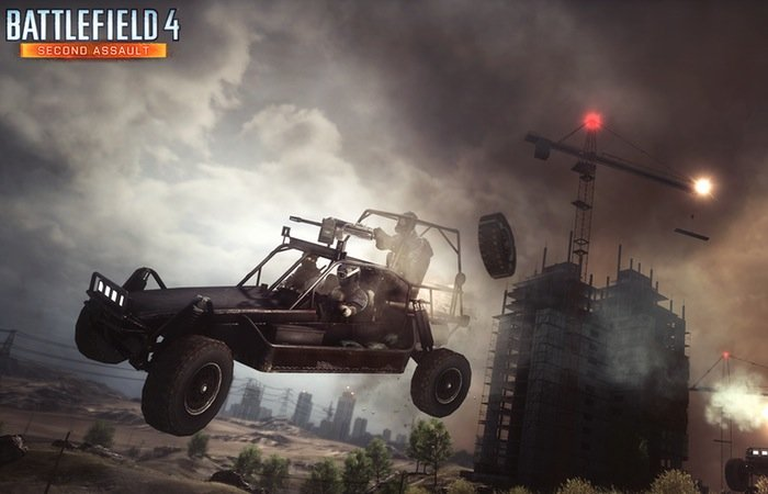Battlefield 4 Second Assault DLC