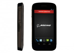 Boeing Black super secure and modular Android smartphone