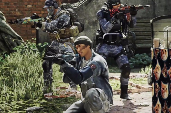 Call of Duty Ghosts Customization Items