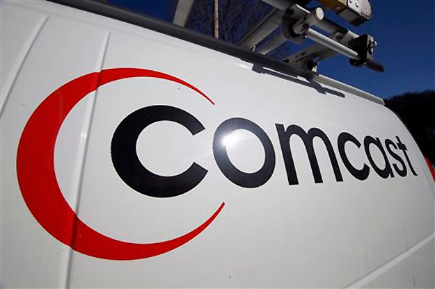Comcast throttling