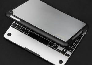 CruxENCORE iPad Air Keyboard Case (video)