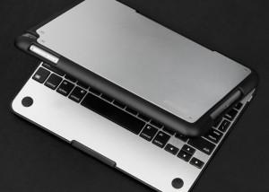 CruxENCORE iPad Air Keyboard Case (video)