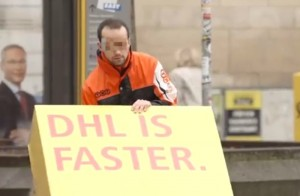 DHL Tricks Competitors Into Advertising For Them (video)