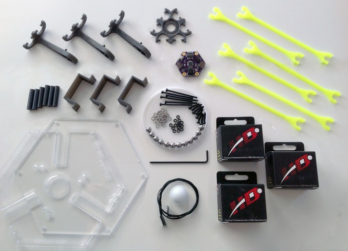 Delta Robot Kit