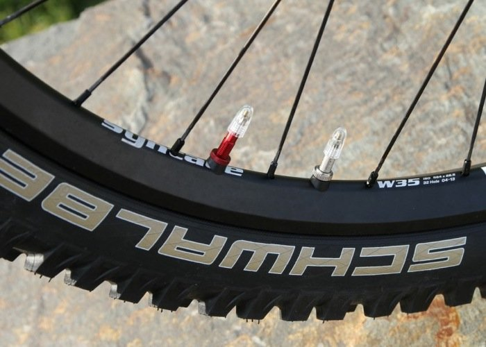 Double Chamber Bike Tyre