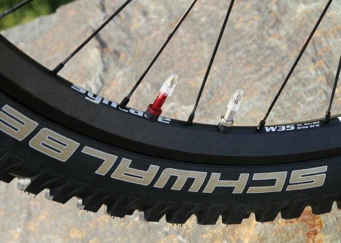 Double Chamber Bike Tyre