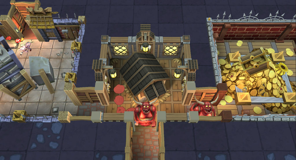 EA Dungeon Keeper