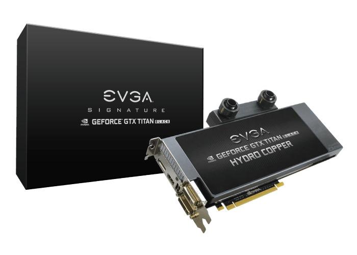 EVGA Geforce GTX Titan Black
