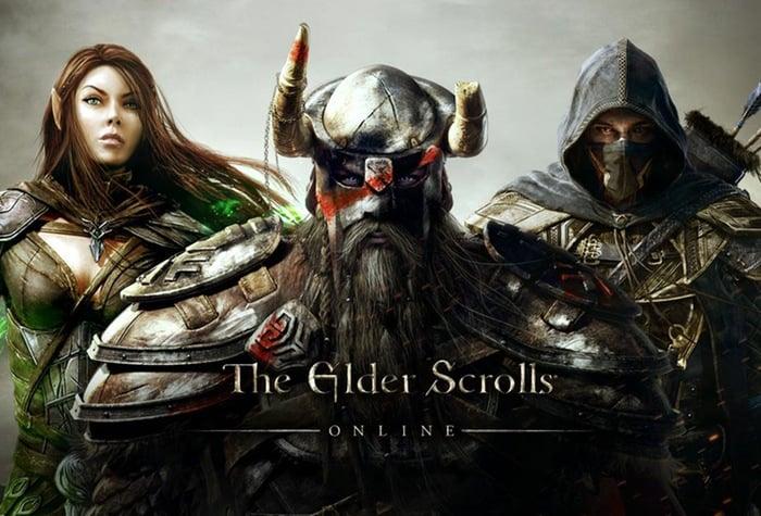 Elder-Scrolls-Online-beta gameplay