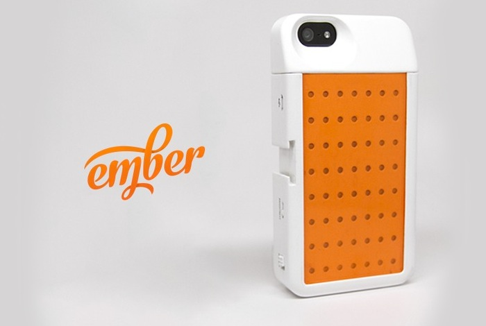 Ember Night Photography iPhone Case