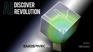 EmoSPARK Artificial Intelligent Home Console (video)