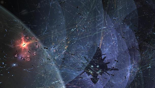 Eve Online's biggest battle