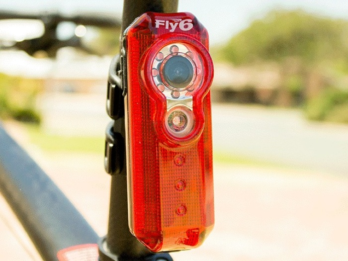 Fly6 Bike Tail-Light And Camera