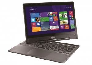 Fujitsu Lifebook TH90/P Convertible Ultrabook Unveiled With 13.3 inch IGZO Display