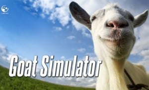 Goat Simulator Is Now A Real Game And Will Launch This Spring (video)