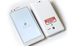 New Google Project Tango Smartphone Can Create A 3D Map Of Its Environment (video)