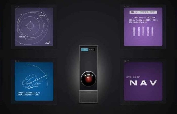 HAL 9000 Screensaver