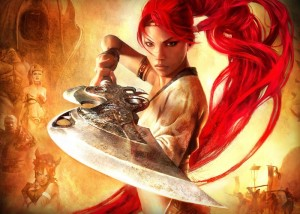 Heavenly Sword Animated Movie Trailer (video)