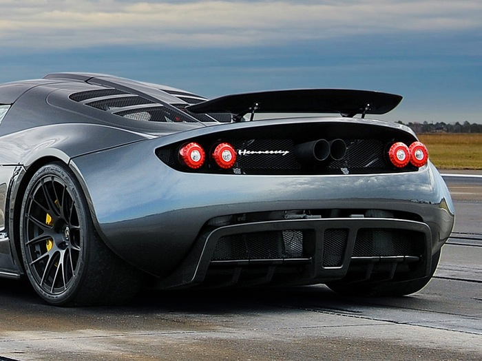 Hennessey Venom Supercar-2