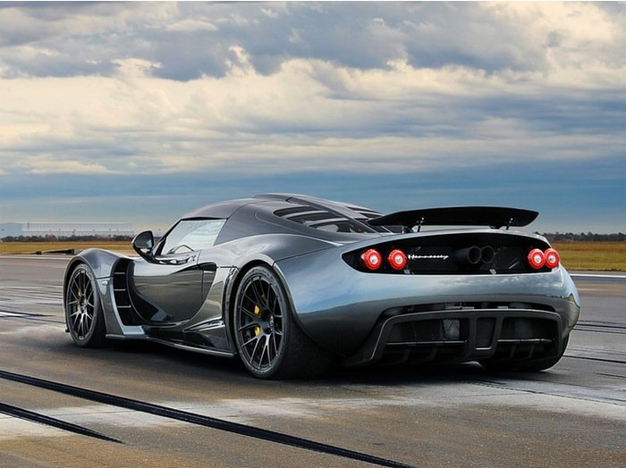 Hennessey Venom Supercar-3
