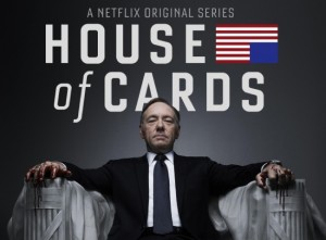House of Cards Season Two hits Netflix Today